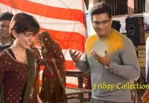 Tanu Weds Manu Returns Friday Box Office Collections