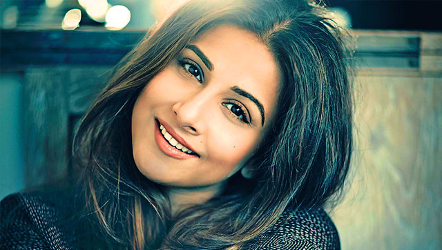 Vidya Balan Got Smacked ! That too thrice during the shoot of Hamari Adhuri Kahani