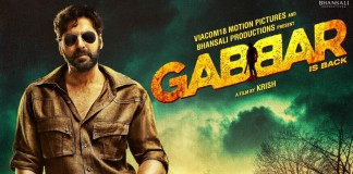 Gabbar is Back 4th day Monday Collections
