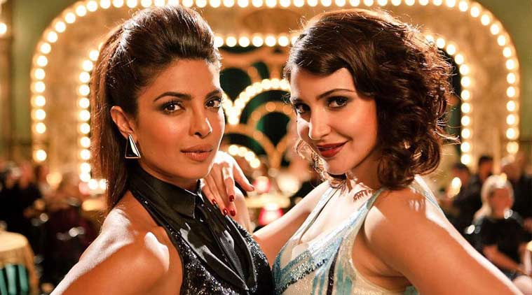 Priyanka and Anushka in Girls Like To Swing Video Song