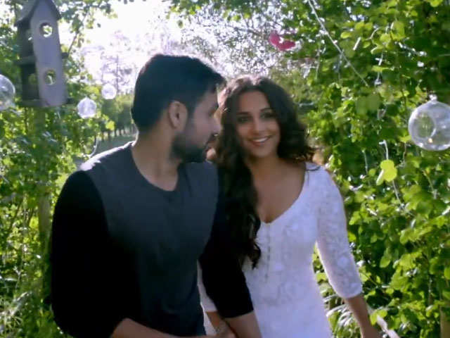 Emraan and Vidya in Hamari Adhuri Kahani Title Song Video