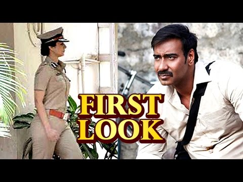 Drishyam First Look: Ajay Devgn and Tabu Impress