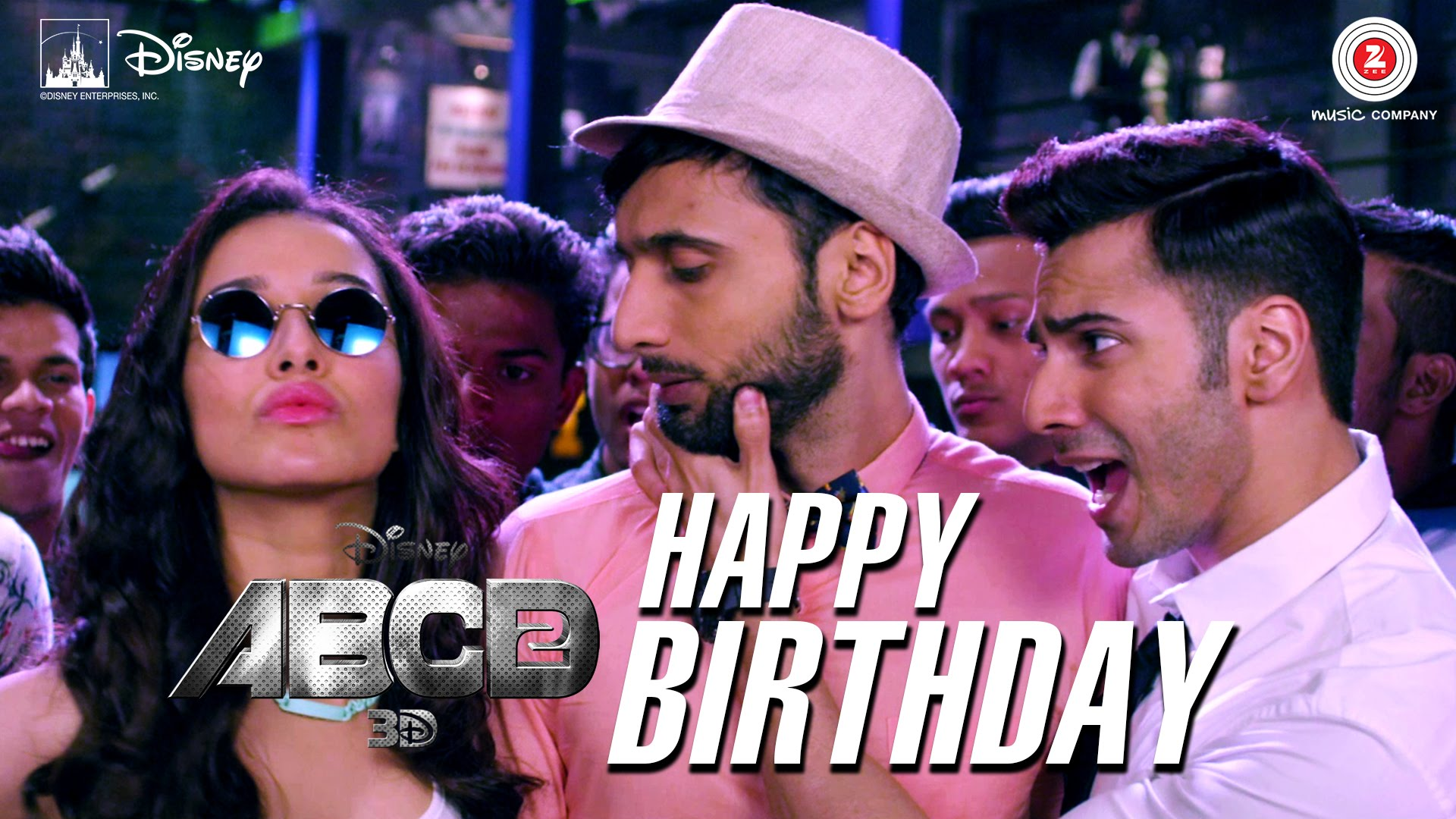 Happy Birthday Video Song – ABCD 2 | Official Video Song