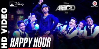 Happy Hour Video Song - ABCD 2 | Official Video Song