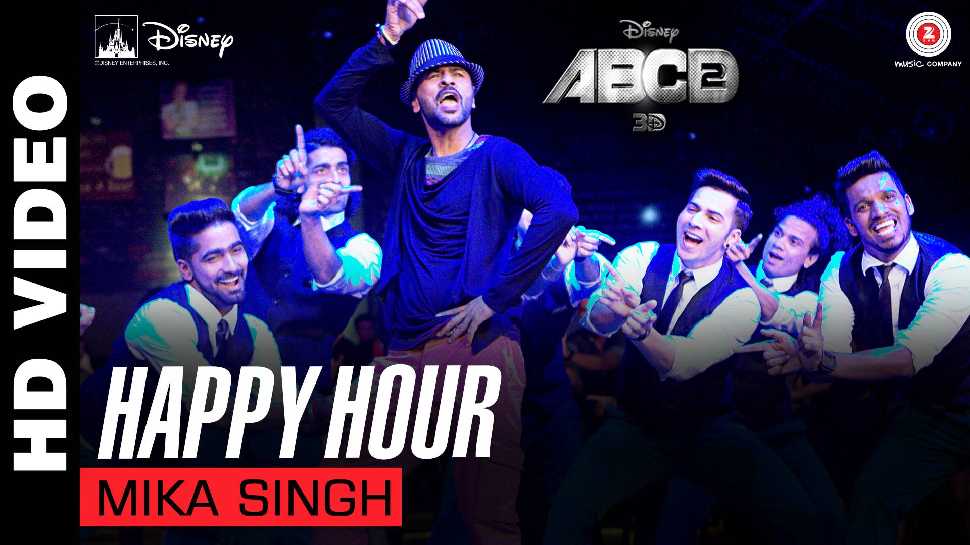 Happy Hour Video Song – ABCD 2 | Official Video Song