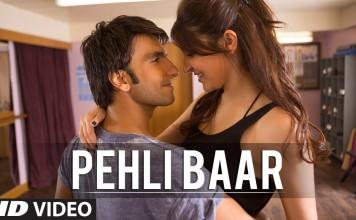 Pehli Baar Video Song – Dil Dhadakne Do | Official Video Song