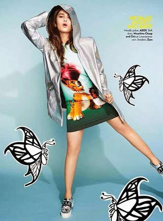 Alia Bhatt Candid Shoot for Miss Vogue India Lauch