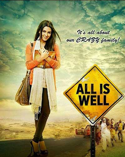 All Is Well First Look Posters - Asin