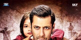 Salman Khan Is A Saviour In The New Poster Of Bajrangi Bhaijaan