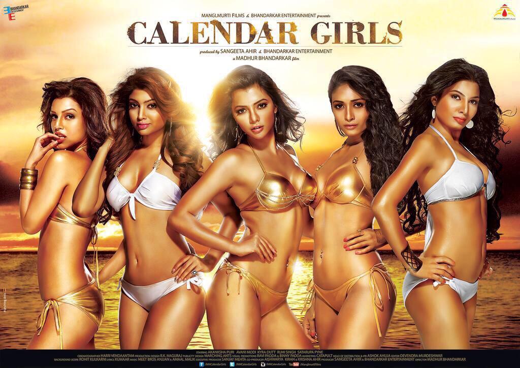 First Look: Meet The 'Calendar Girls' Of Madhur Bhandarkar