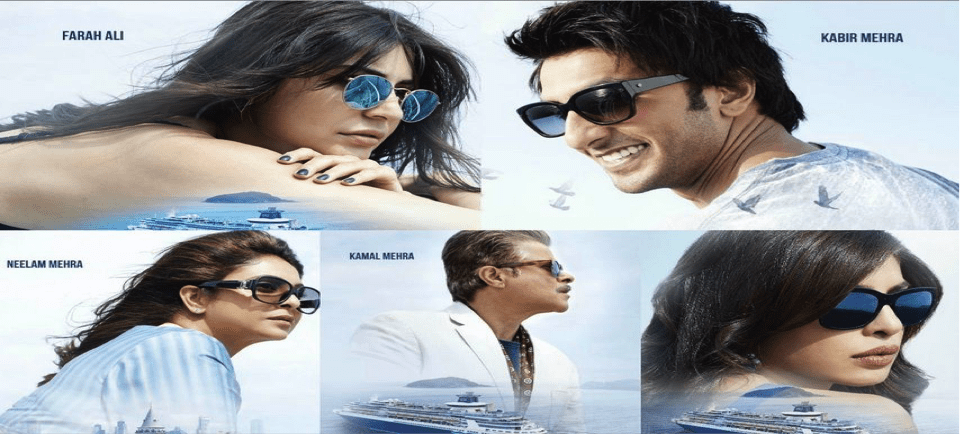 Reason why Dil Dhadakne do is perfect