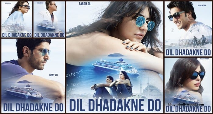 Dil Dhadakne Do Crosses 50 Crores | 6th Day Collection
