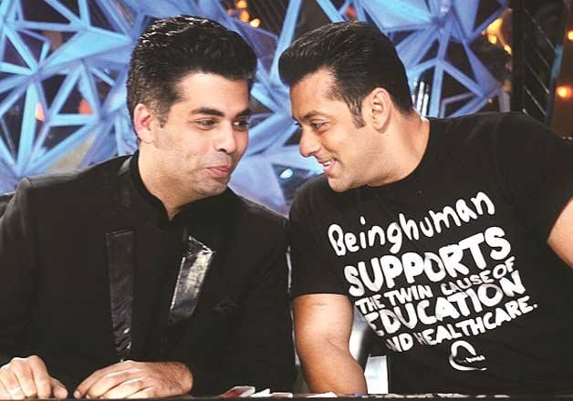 Salman Khan Taunts Karan Johar Over Shuddhi