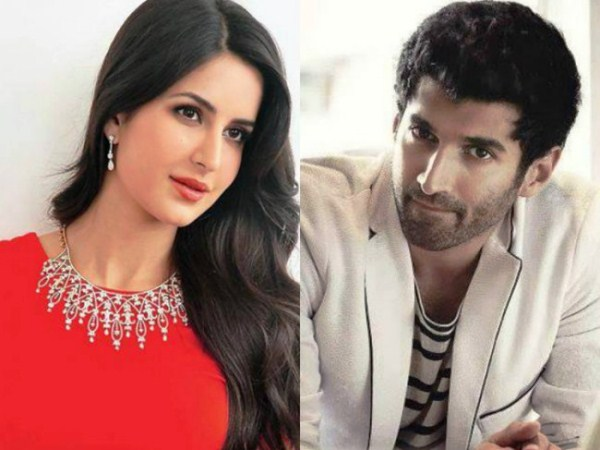 Katrina and Aditya Roy Kapoor in Fitoor