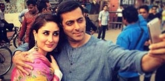 Salman and Kareena in Bajrangi Bhaijaan