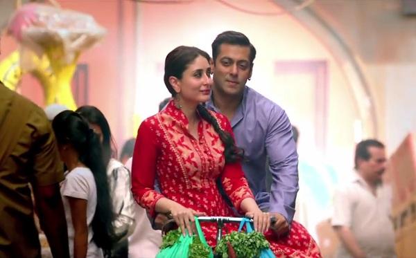 Salman and Kareena in Tu Chahiye Video Song - Bajrangi Bhaijaan