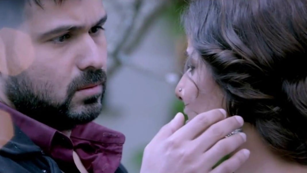 Vidya Balan Trailed By Florist for Hamari Adhuri Kahani