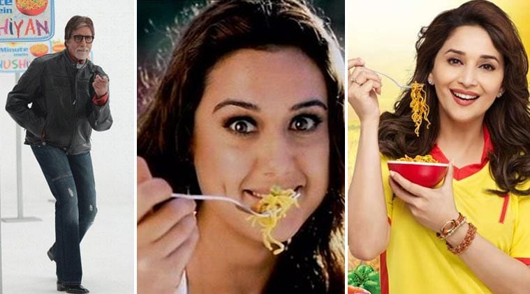 Ban on Maggi: Bollywood Celebs Overreacted On the Sizzling Controversy