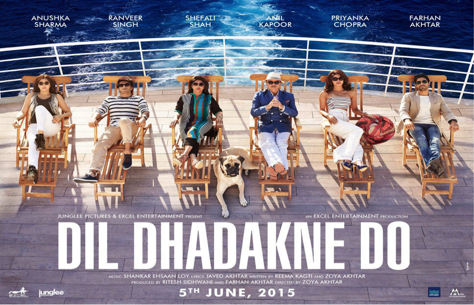 Dil Dhadakne Do Celebs and Twitter Review