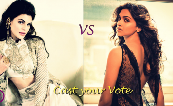 Jacqueline Fernandez Vs Deepika Padukone : Fight for the Hottest 10