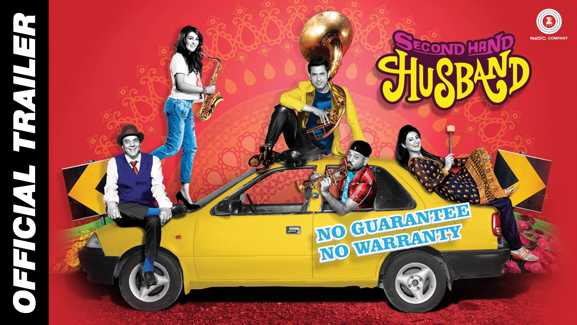Second Hand Husband Trailer | Official Theatrical Trailer
