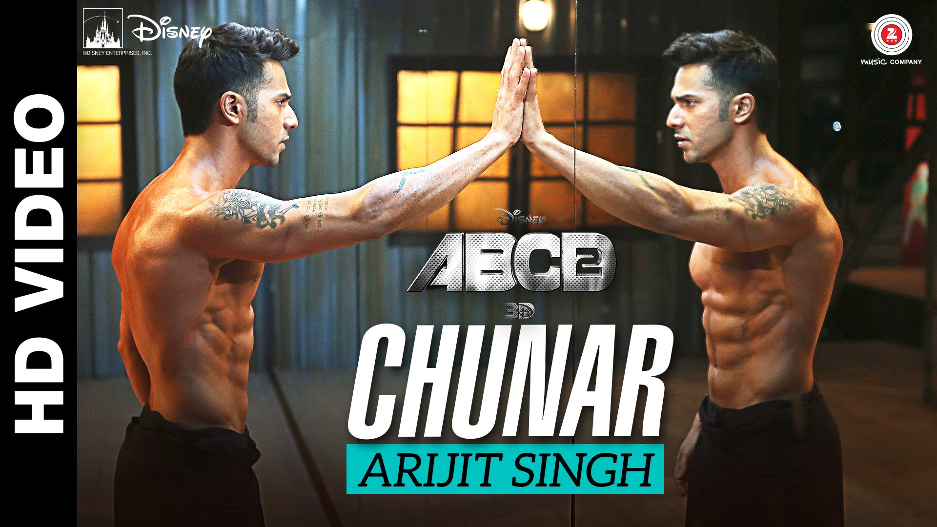 Chunar Video Song – ABCD 2 | Official Video Song