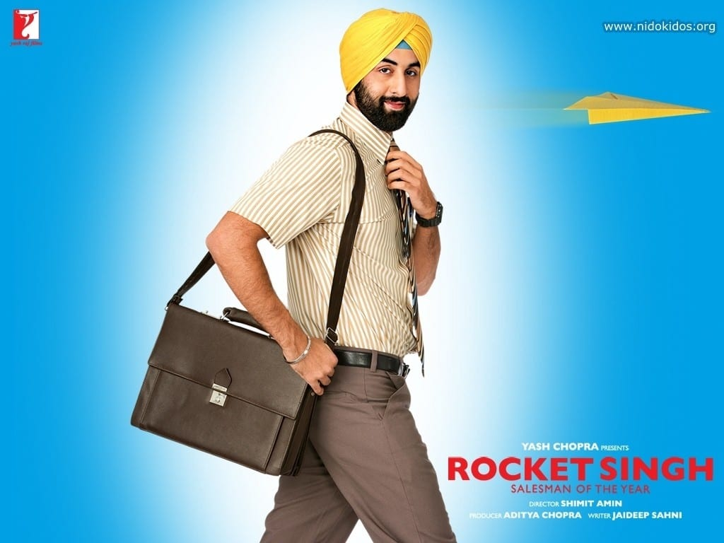 Rocket Singh flopped on the boxoffice