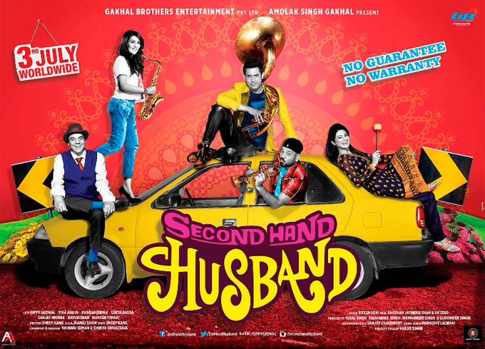 Second Hand Husband Trailer
