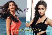 Shruti Hassan Vs Ileana D'cruz : Fight for the Hottest 10