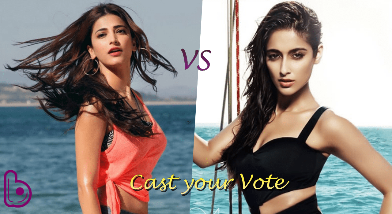 Shruti Hassan Vs Ileana D'cruz : Fight for the Hottest 10