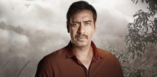 Ajay Devgn in a poster of Drishyam