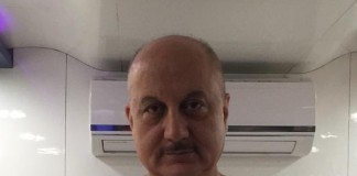 Anupam Kher posted this pic on twitter