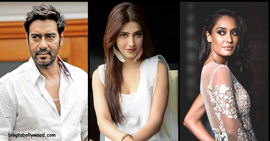 Baadshaho Starcast: Shruti Haasan, Lisa Haydon Roped In For Baadshaho