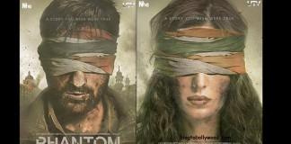 'Phantom' first look posters