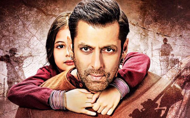 top rated movies of Salman Khan - Bajrangi Bhaijaan