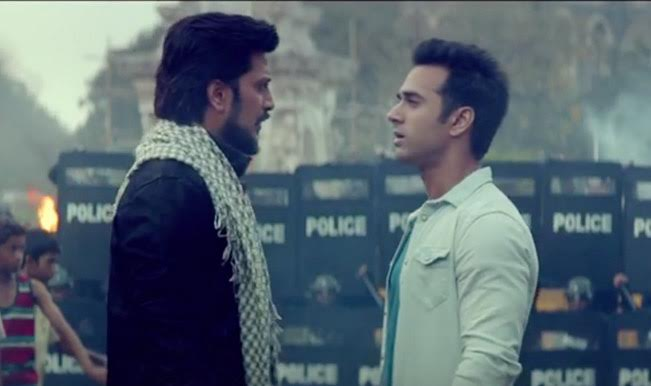 Riteish and Pulkit in Maula Video Song – Bangistan