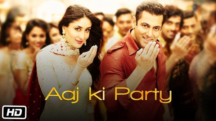Aaj Ki Party Video Song | Bajrangi Bhaijaan | Official HD Video Songs