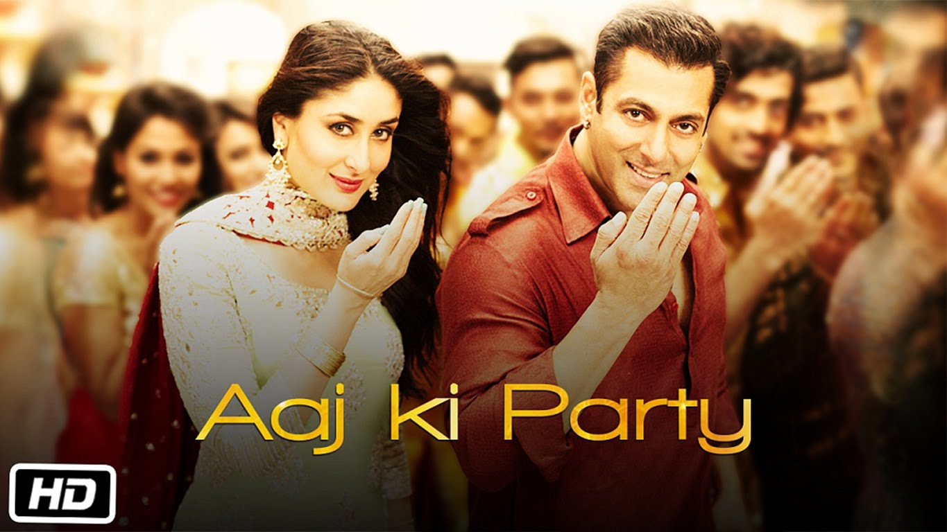 Aaj Ki Party Video Song | Bajrangi Bhaijaan | Official HD Video Songs