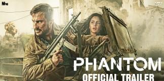 Phantom Official Theatrical Trailer