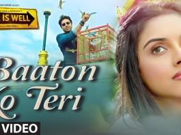 Baaton Ko Teri Video Song | All Is Well