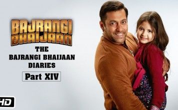 Salman And Harshaali's Bajrangi Bhaijaan Photoshoot