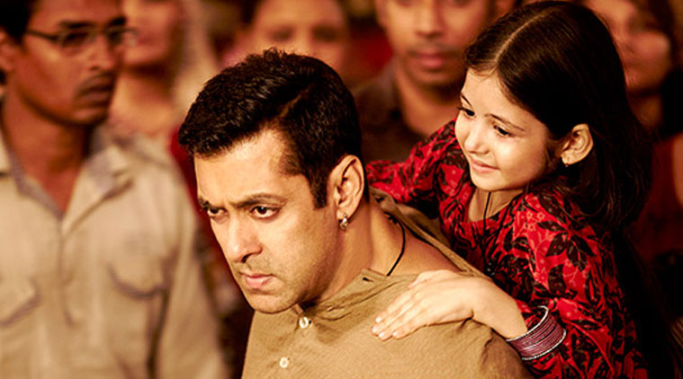Salman And Harshaali in Tu Jo Mila Video Song – Bajrangi Bhaijaan