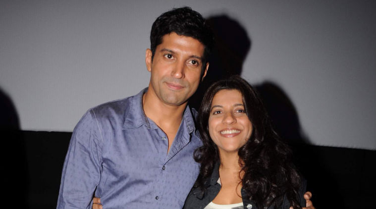 Bollywood Brothers and Sisters - Farhan and Zoya