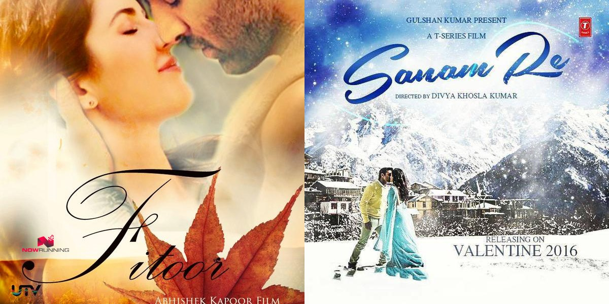 10 Biggest Bollywood Clashes in 2015-2016-Fitoor v/s Sanam Re