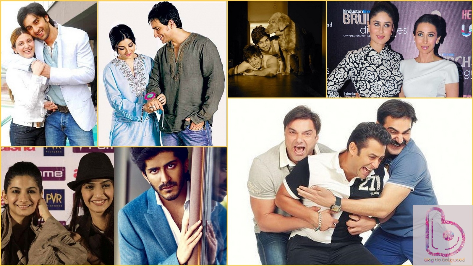 Poll Of The Day – Who are Bollywood's Hottest Siblings?