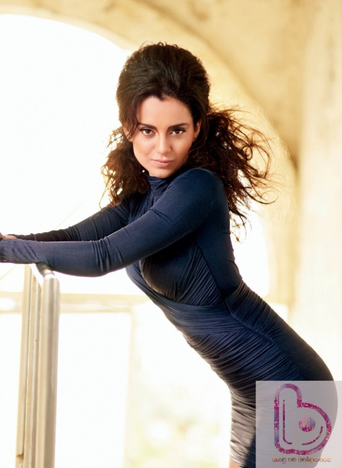 Kangana Ranaut glams up Femina Cover