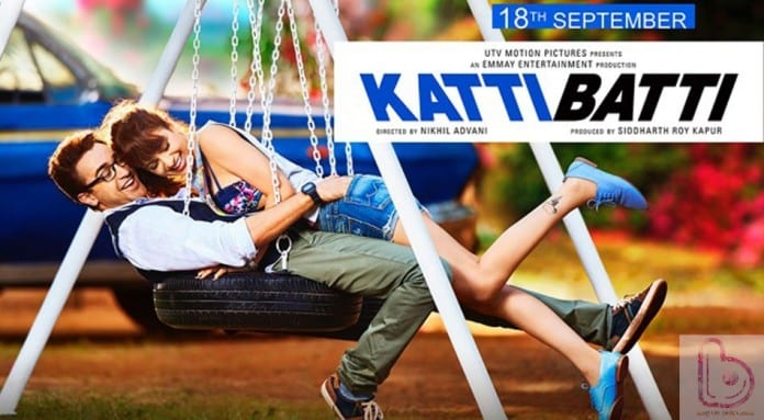 Katti Batti Music Review - Go For It!