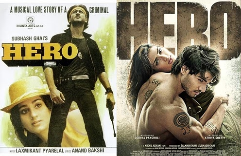 Why is 'Hero' the perfect debut for Sooraj Pancholi and Athiya Shetty? - The Old & The New