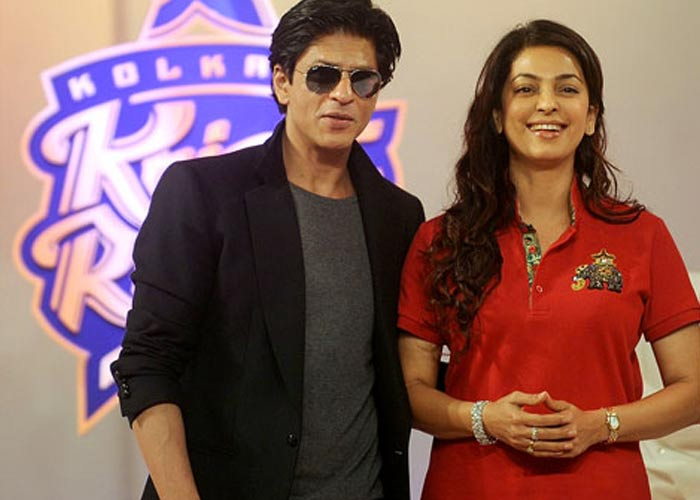 Best Friends Of Bollywood - SRK and Juhi