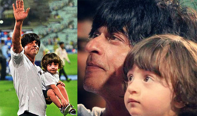 10 Most Adorable Star Kids that you will swoon over!-Shahrukh and Abram